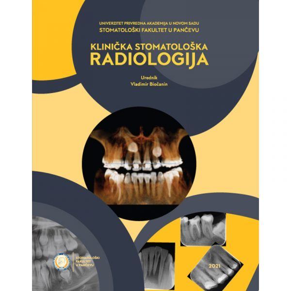 Klinička stomatološka radiologija, prednje korice